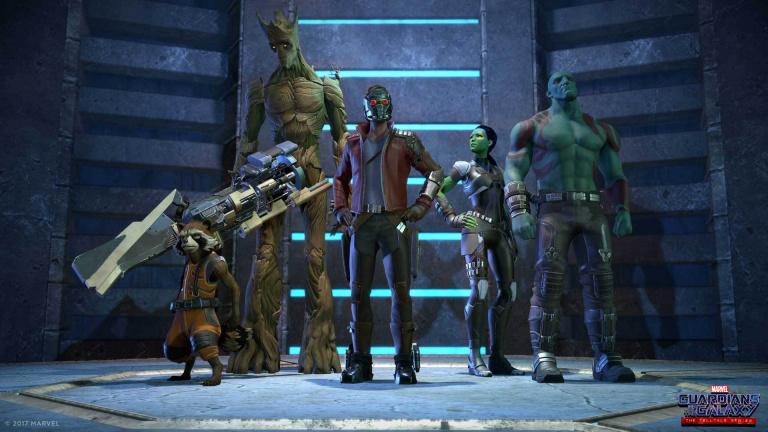 Guardians of the Galaxy : Telltale date le premier épisode