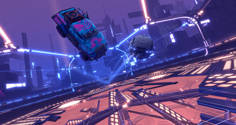 Rocket League : Un nouveau mode de jeu arrive dans quelques jours