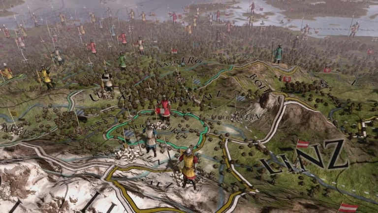 "Europa Universalis IV : l'extension ""Mandate of Heaven"" prend date"