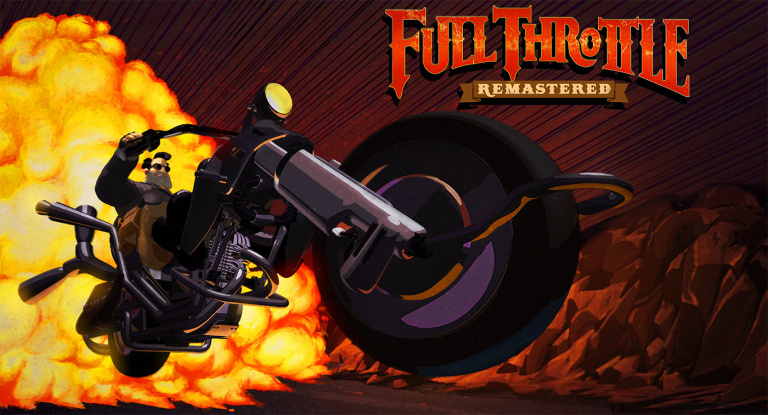 Full Throttle Remastered déboule plein gaz ce printemps