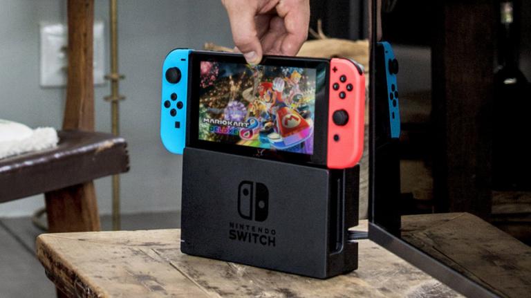 1.5 million d'exemplaires écoulés en moins de deux semaines — Nintendo Switch