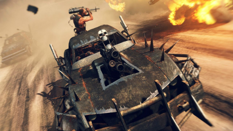 Mad Max passe à 6,79 euros sur Steam jusqu'à demain soir