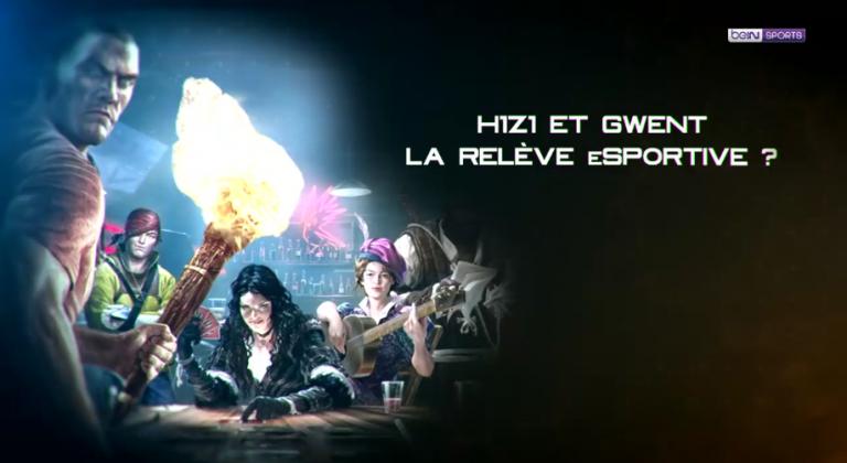 Les JT eSports de la TV en VODS du 11 au 13 mars (H1Z1 et Gwent, les futurs jeux eSports ?)