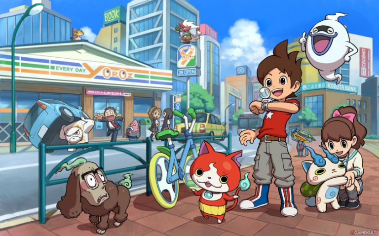 YôKai Watch 2 : Nintendo détaille scénario et nouveautés