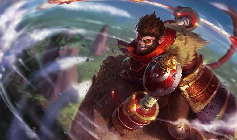 Wukong, roi des singes