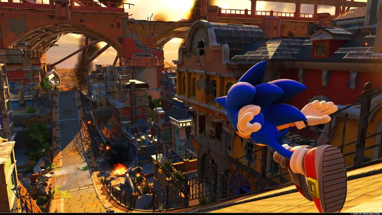 Sonic Forces présente le thème principal de sa bande son