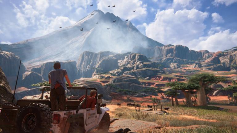 Uncharted 4 : une nouvelle récompense de jeu de l'année