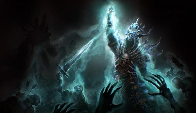 Grim Dawn : Le nécromancien sera présent dans la première extension