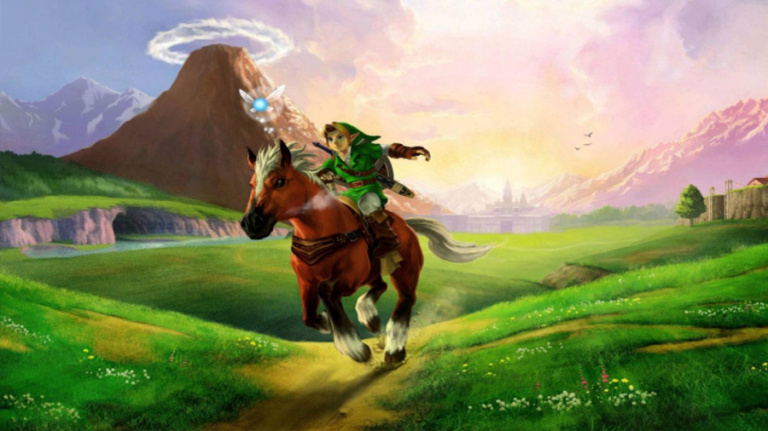 "La bande originale de Zelda : Ocarina of Time réorchestrée dans ""Hero of Time"""