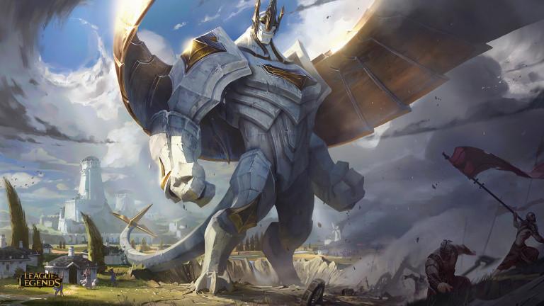 Galio, le colosse