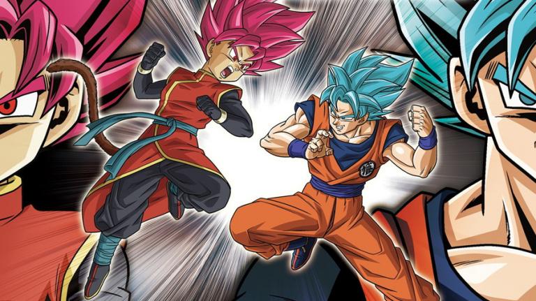 Dragon Ball Heroes : Ultimate Mission X se montre en images