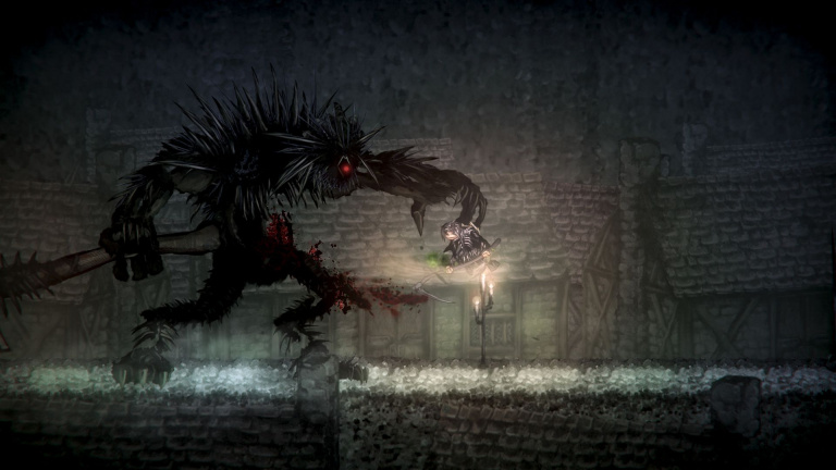Salt And Sanctuary le 28 mars sur PS Vita