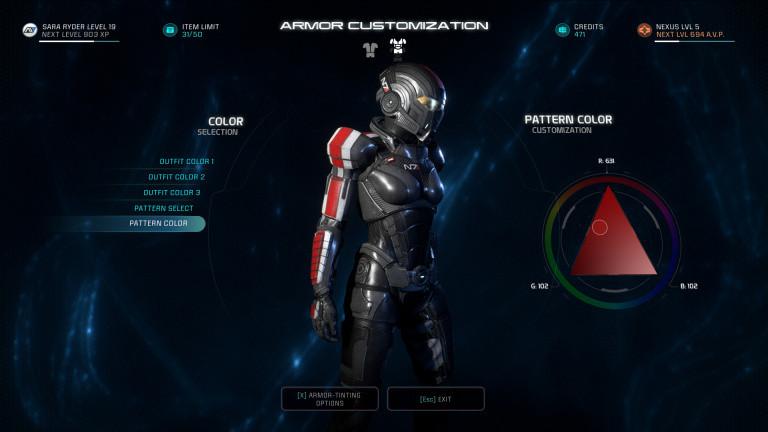 N7 Armor Mass Effect Andromeda: Obtenir L'armure N7 De Shepard