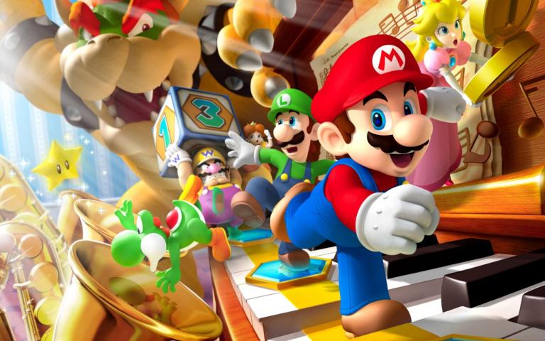 Plus de dix millions de téléchargements sur Android — Super Mario Run