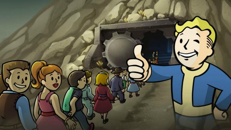 Fallout Shelter débarque sur Steam