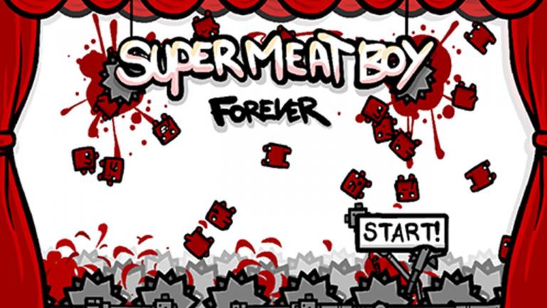 Super Meat Boy : Forever pourrait bien sortir également sur Nintendo Switch