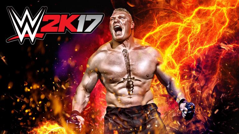 WWE 2K17 est jouable gratuitement ce week-end pour les membres Xbox Live Gold