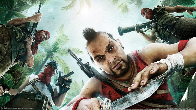 Far Cry 3 rétrocompatible sur Xbox One