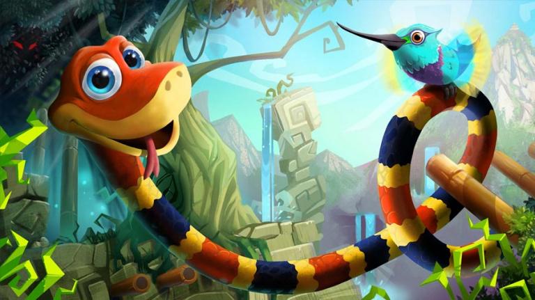 Snake Pass : le mode Time Trials bientôt ajouté à la version Nintendo Switch