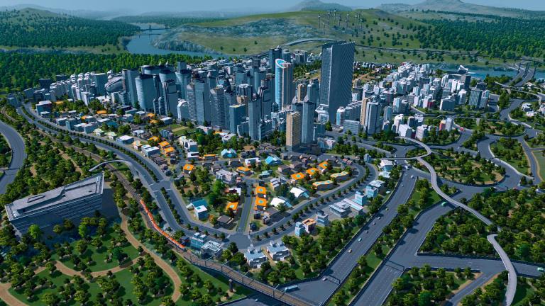 Cities Skylines précise sa date de sortie sur Xbox One
