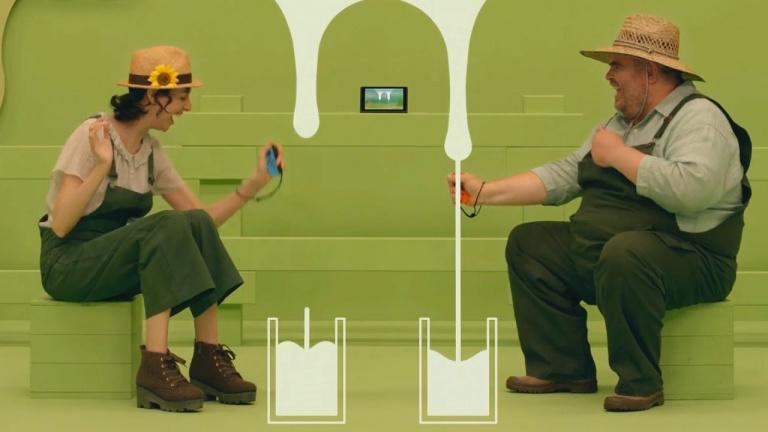 La PETA dénonce Nintendo pour la traite des vaches dans 1-2 Switch