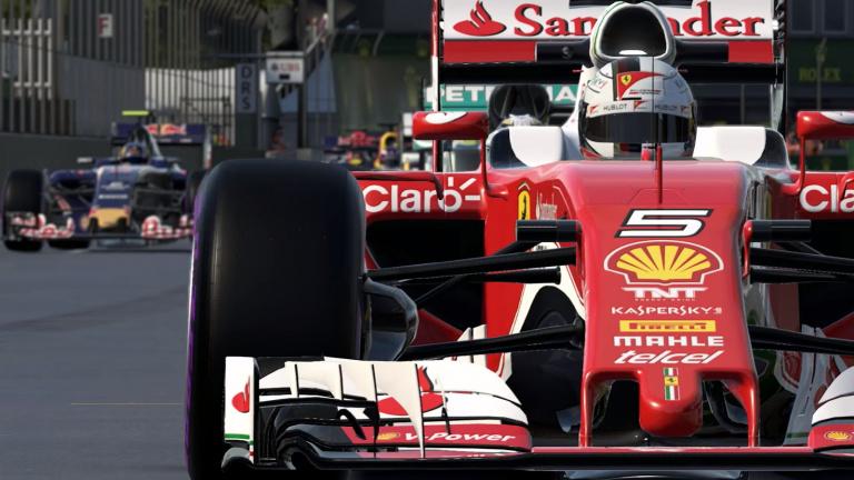 F1 2016 paraîtra sur Mac le 6 avril 2017