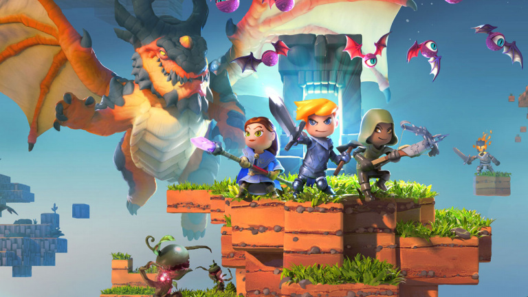 Portal Knights : Une version d'essai gratuite le 20 avril