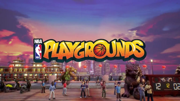 Ea Annonce Nba Playgrounds Sur Ps4 Xbox One Switch Et Pc