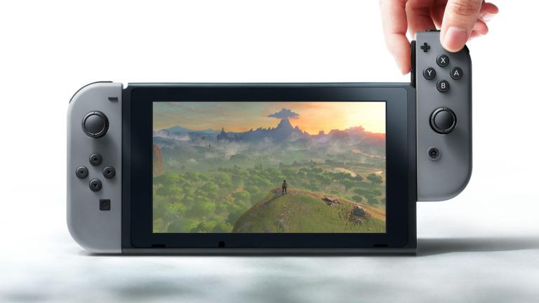 Nintendo Switch : le coût de production estimé d'une console