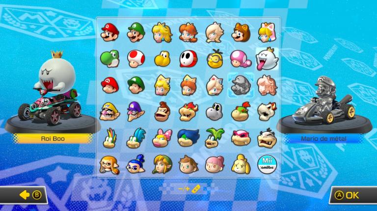 Mario Kart 8 Deluxe, un best of en attendant du neuf