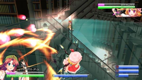 Touhou Kobuto V : Burst Battle sortira fin juin en Europe