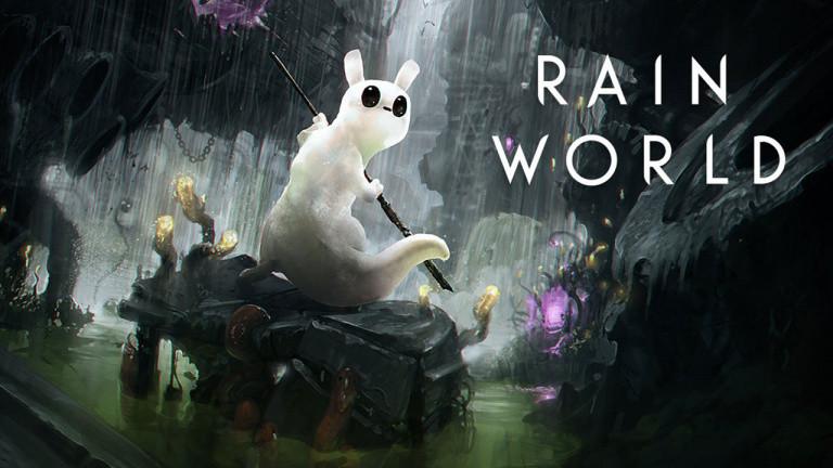 Rain World ou la survie douloureuse