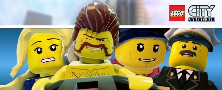 LEGO City Undercover, soluce et guide des briques rouges