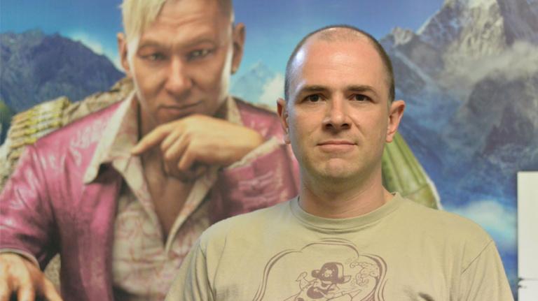 Le directeur de Far Cry 4 quitte Ubisoft et co-fonde un nouveau studio