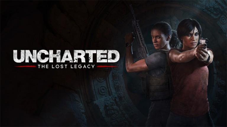 Uncharted Lost Legacy daté vidéo