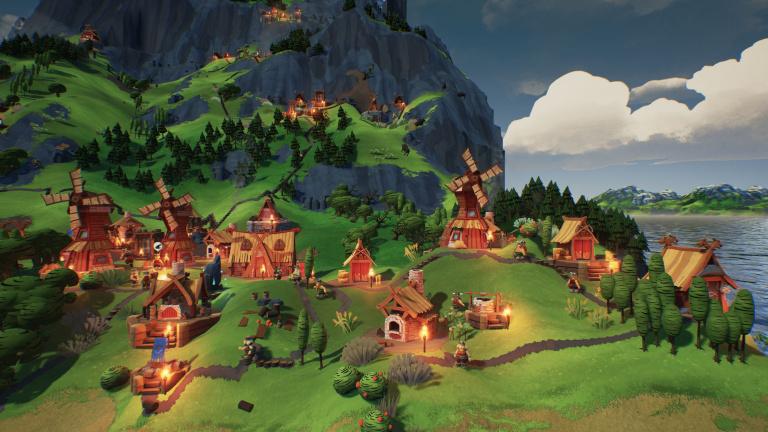 Valhalla Hills : Une date de sortie officielle sur PS4 et Xbox One