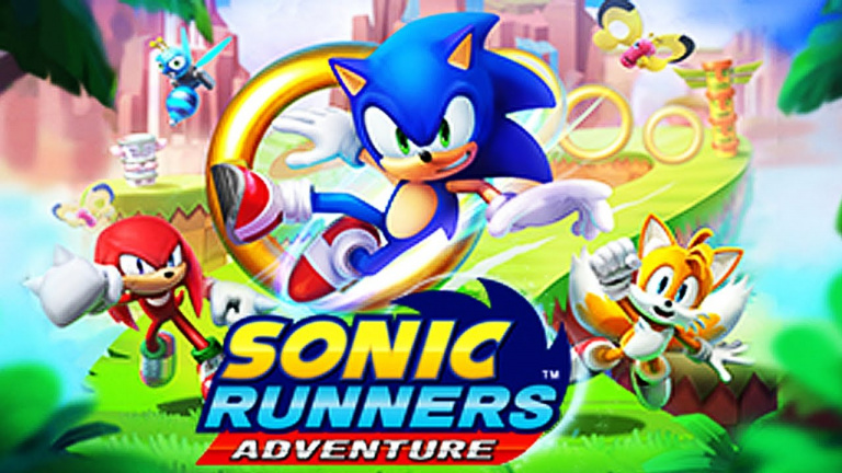 Sonic Runners Adventure fuite sur le site de Gameloft