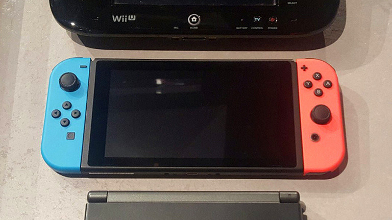 Nintendo Switch : 2,4 millions de Nintendo Switch vendues en un mois