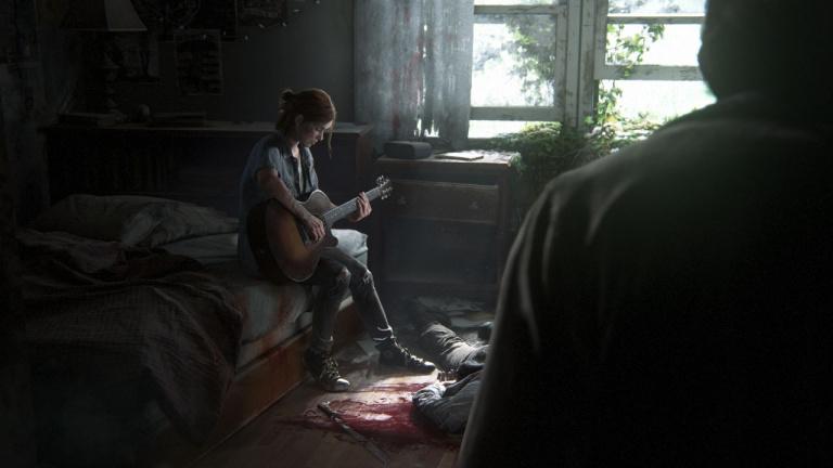 The Last of Us Part II : quelques photos de tournage