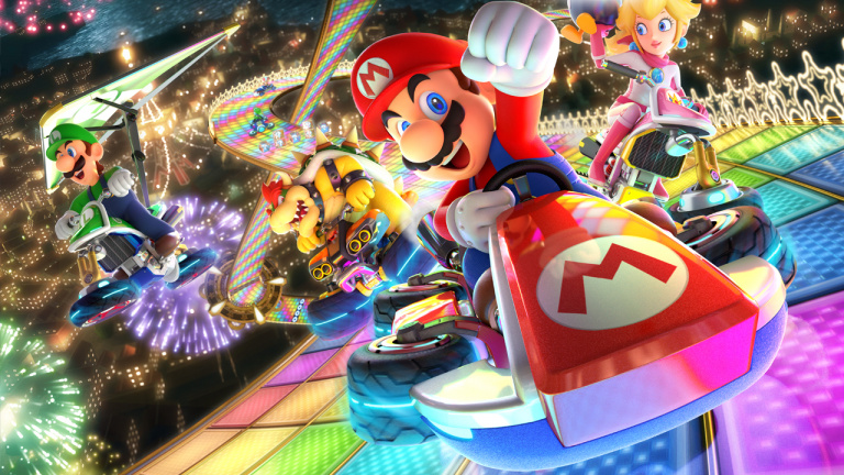 Les ventes explosent tous les records — Nintendo Switch