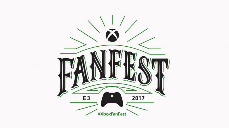 E3 2017 : Les inscriptions à la FanFest Xbox ouvrent dès demain