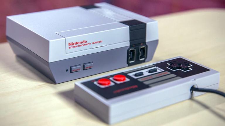 Fin de l'aventure aux USA — NES Classic Mini
