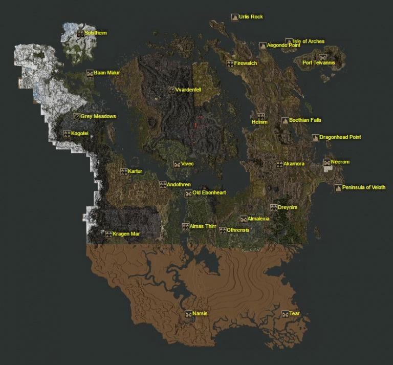 Tamriel Rebuilt : le mod le plus ambitieux jamais créé pour Morrowind, en développement pendant plus de 15 ans