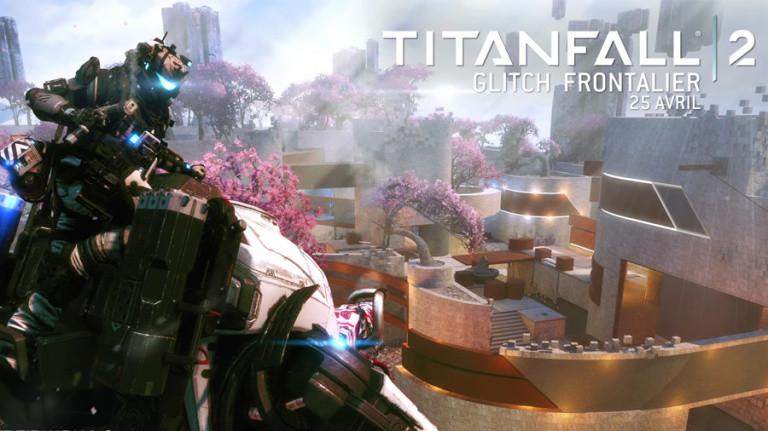 "Titanfall 2 : le prochain DLC, ""Glitch frontalier"", débarque le 25 avril"