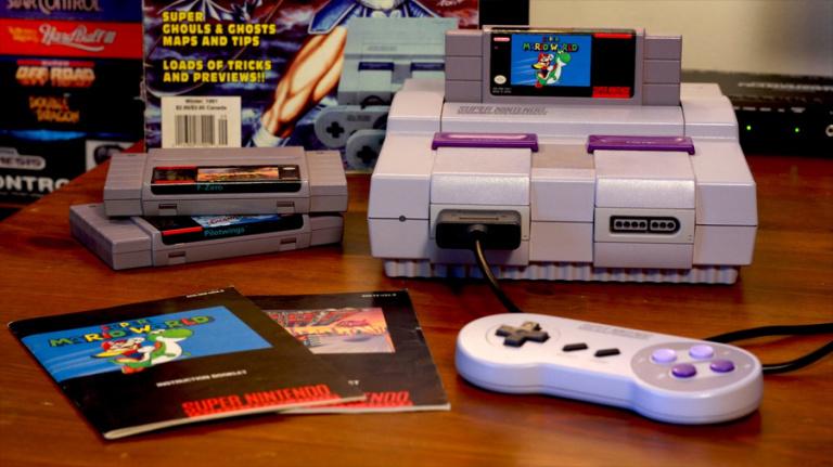Super Nintendo Classic Edition : un insider appuie la rumeur