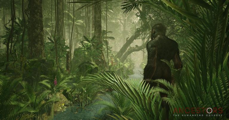 Ancestors : The Humankind Odyssey se dévoile un peu plus
