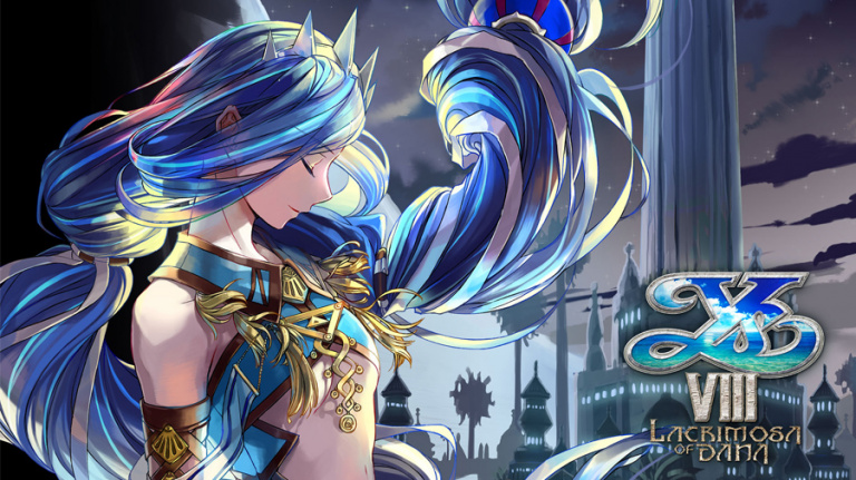 Ys VIII : Lacrimosa of Dana passe gold sur PlayStation 4