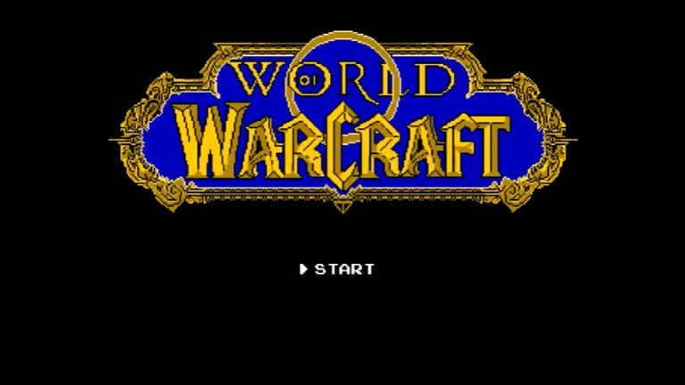 Et si world of warcraft tait sorti sur nes actualit s - World of warcraft sur console ...