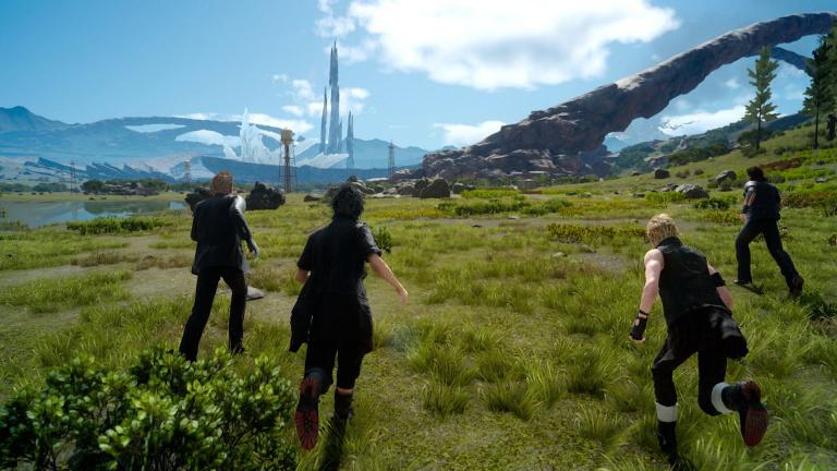 Final Fantasy XV : Une MàJ viserait les 60fps constants sur PS4 Pro
