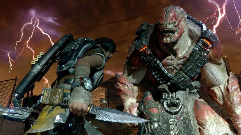 Gears of War 4 : La saison 1 sur le multijoueur va débuter